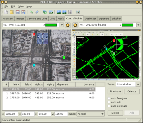 User:Balrog/Aerial Imagery/Rectification - OpenStreetMap Wiki