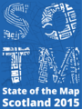 State of the Map Scotland 2015 Conference Logo.png