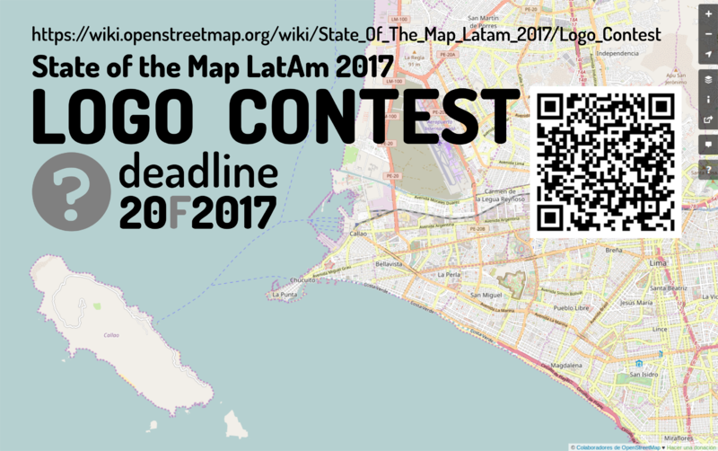 File:Call for Logo contest for SOTM LatAm 2017.png