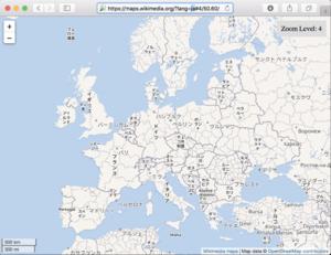 Map Internationalization Openstreetmap Wiki
