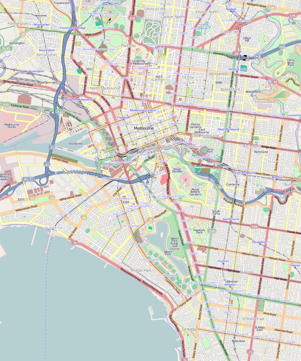 Victoria, Australia - OpenStreetMap Wiki