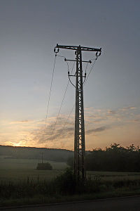 One example for power=pole