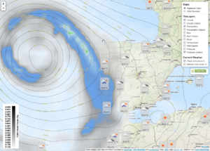 Open Weather Map Api Example.Leaflet Openweathermap Openstreetmap Wiki