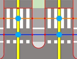 Segregated crossing + tci (bicycle - cycleway).jpg