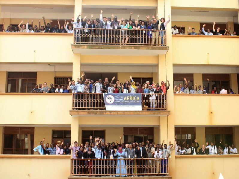 File:SOTM Africa 2017 balcony group photo.jpg