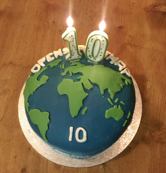 osm cake