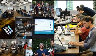 London Hack Weekend Aug 2015 Montage.jpg