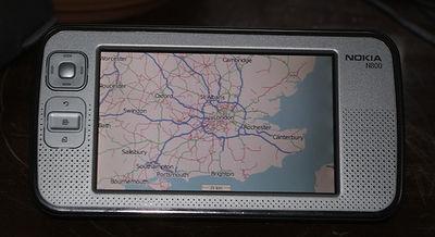 mapas para n810