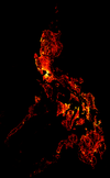 Philippines node density 2016-10-01.png
