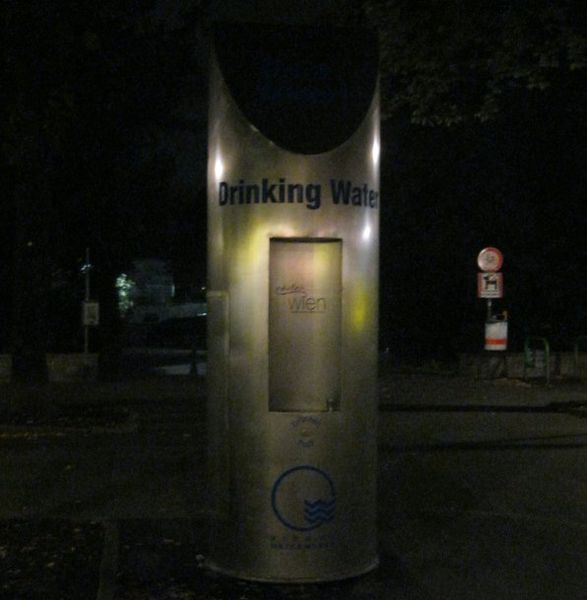File:Drinking Water point in Vienna, Austria.jpg