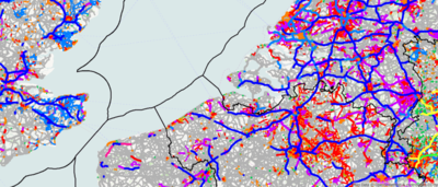 Geschwindigkeitsbegrenzung Autobahn Deutschland Karte.De Key Maxspeed Openstreetmap Wiki