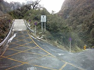 Runaway Truck Ramp On West Coast NZ.jpg