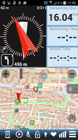 Screenshot of Run.GPS
