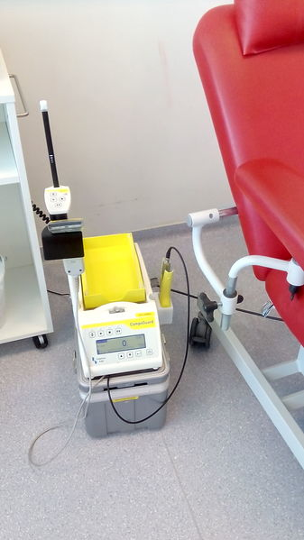 File:Blood donation device.jpg