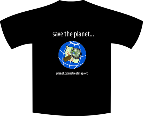 save the planet...