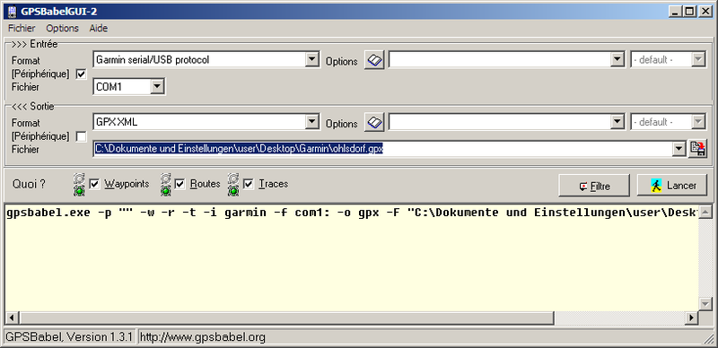 File:Screenshot gpsbabel francais.png