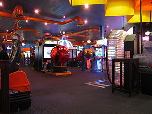 Dave & Buster's video arcade in Columbus, OH - 17910.JPG