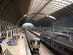 One example for Feature : Railway stations