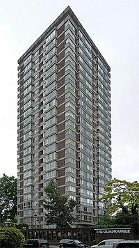 Apartment Building of Chiosco Eventi
