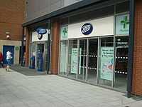 Boots The Chemist At Gunwharf Quays.jpg