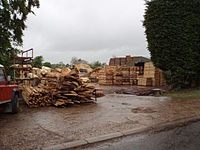 Timber yard - geograph.org.uk - 429015.jpg