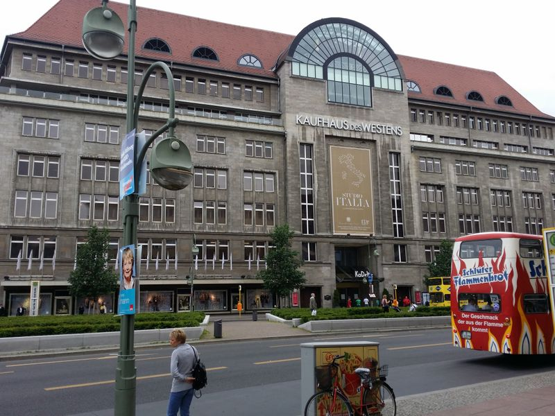 File:KADEWE berlin mall.jpg