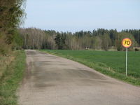 Road in Sweden at Vinkol2.jpg