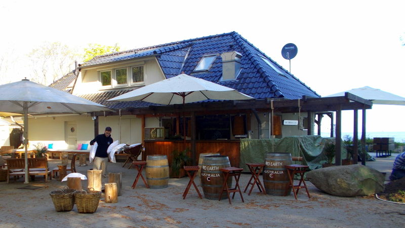 File:2014 Heiligendamm Restaurant und Bar 'deck' am Kinderstrand.jpg