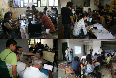 Managua Mapping Event