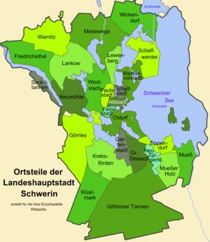 Aachen Karte Stadtteile.Schwerin Openstreetmap Wiki