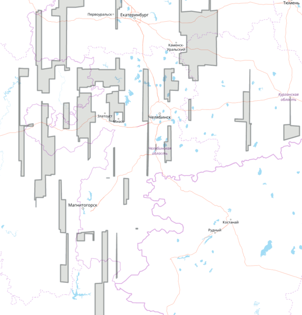 Bing high resolution coverage of Chelyabinskaya oblast.png