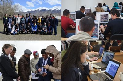 Kyrgyzstan Tien Shan OSM workshop.jpg