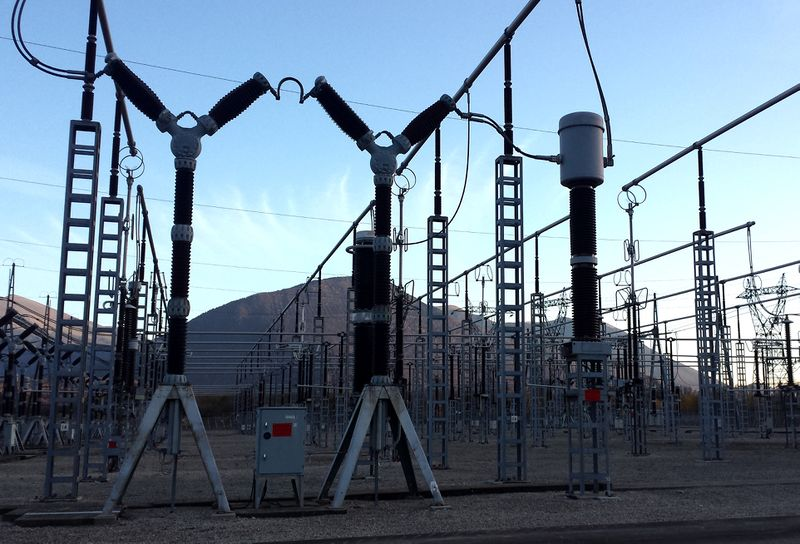 Power substation