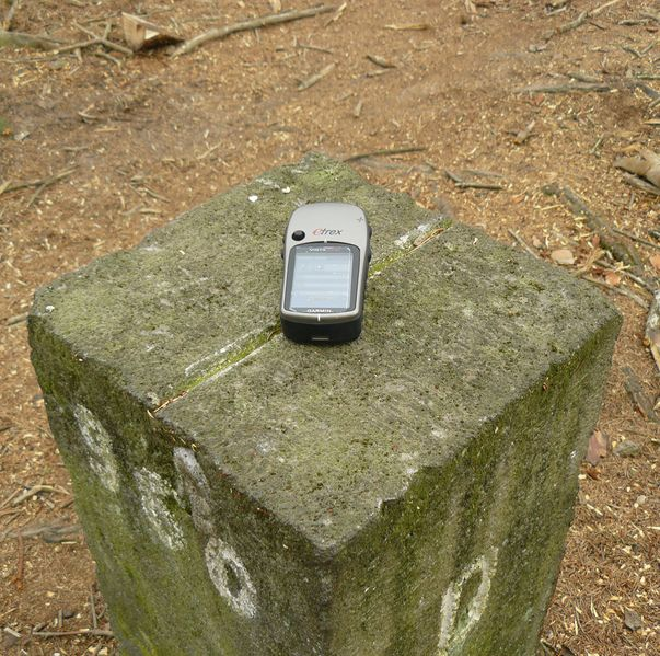 File:ETrex on a boundary stone.JPG