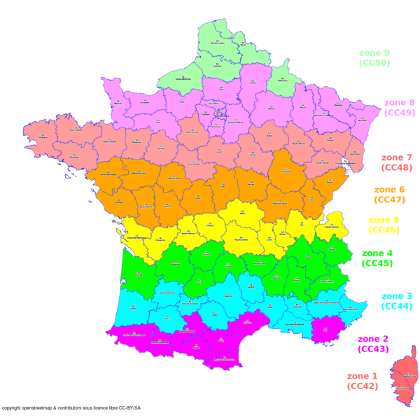 File:Departements LambertCC9Zones.png