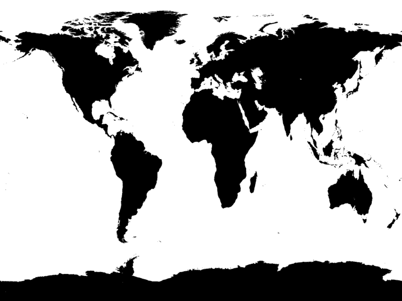 File:Global basemap bw.png