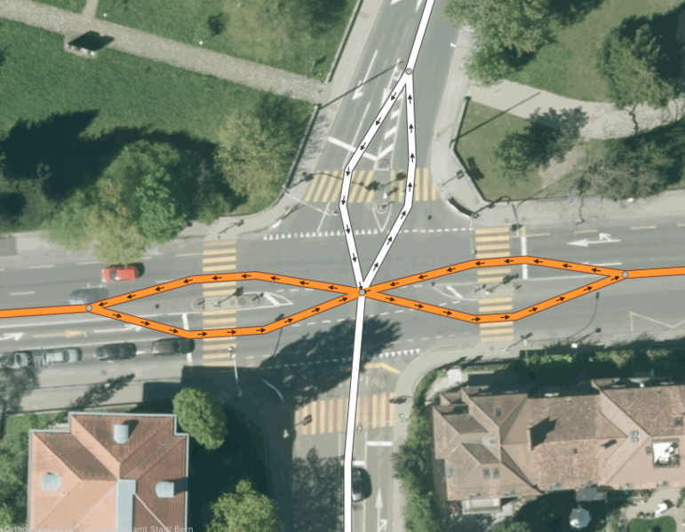 File:Crossroads with traffic islands.png
