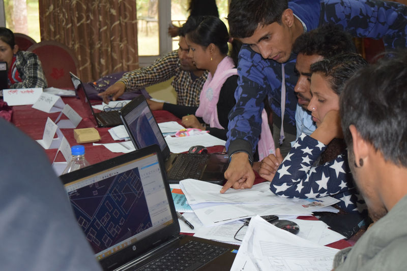 File:Bharatpur Mapping Training.jpg