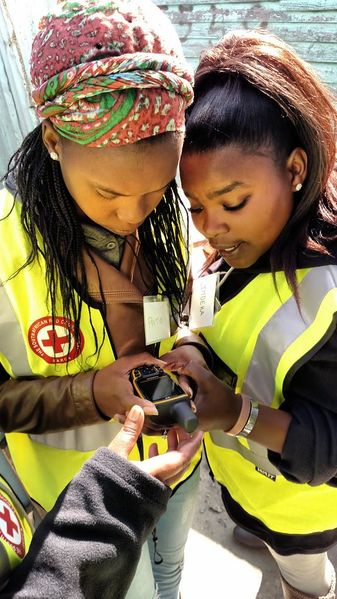 File:Red Cross Cape Town Getting a GPS fix.jpg