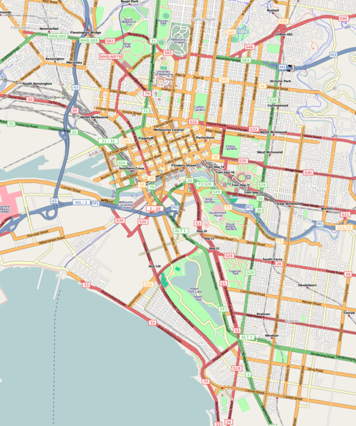 File:Melbourne Inner OpenStreetMap July 7 2008 Mapnik Update.png