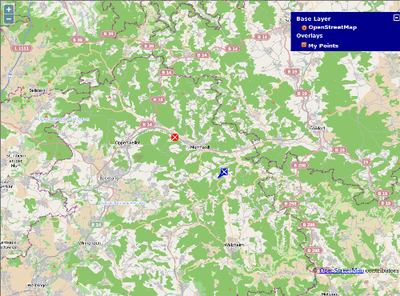 Openlayers POI layer example - OpenStreetMap Wiki