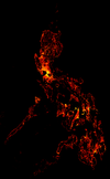 Philippines node density 2013-11-14.png