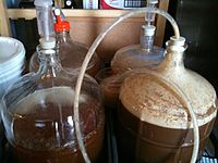Home-brewing set with 5-gallon containers.jpg