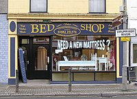 Bed Shop, Omagh - geograph.org.uk - 129722.jpg
