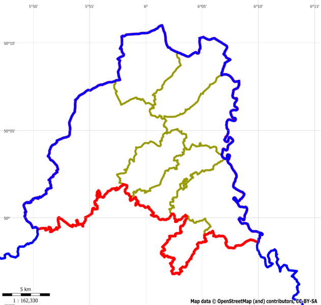 File:Luxembourg-Admin Boundaries-Canton Clervaux.png