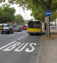 lanes:bus