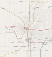 Map of Rockford