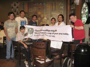 Ortigas-Mandaluyong Mapping Party group shot.jpg