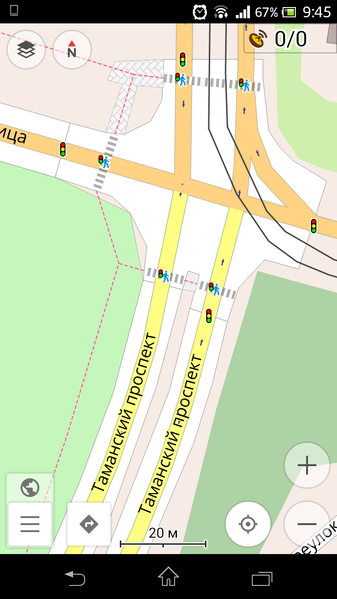 File:Highway area rendering on OsmAnd 2.2.2.png