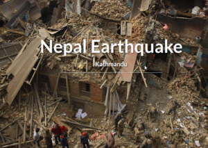 Essay on nepal earthquake in english